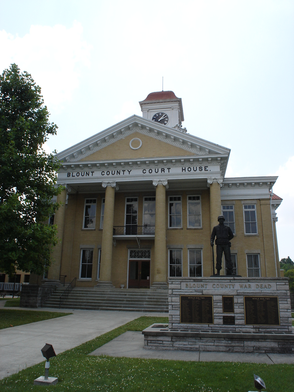 Blount County Court House