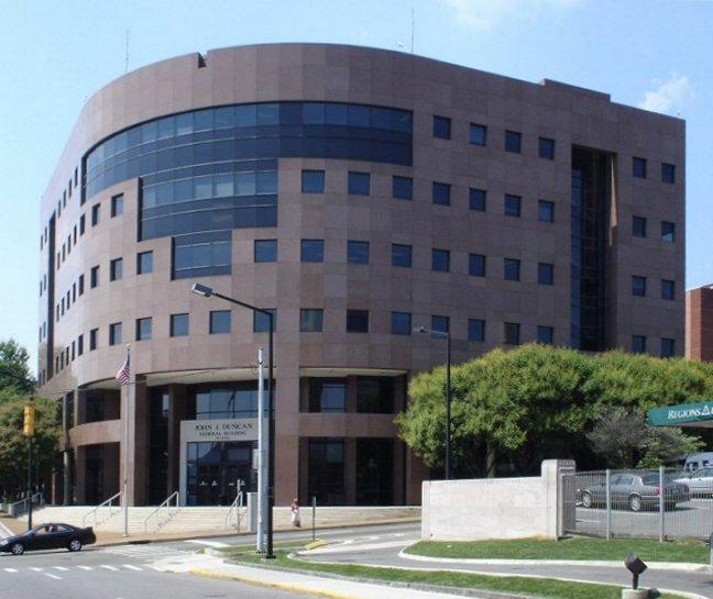 John J. Duncan Building