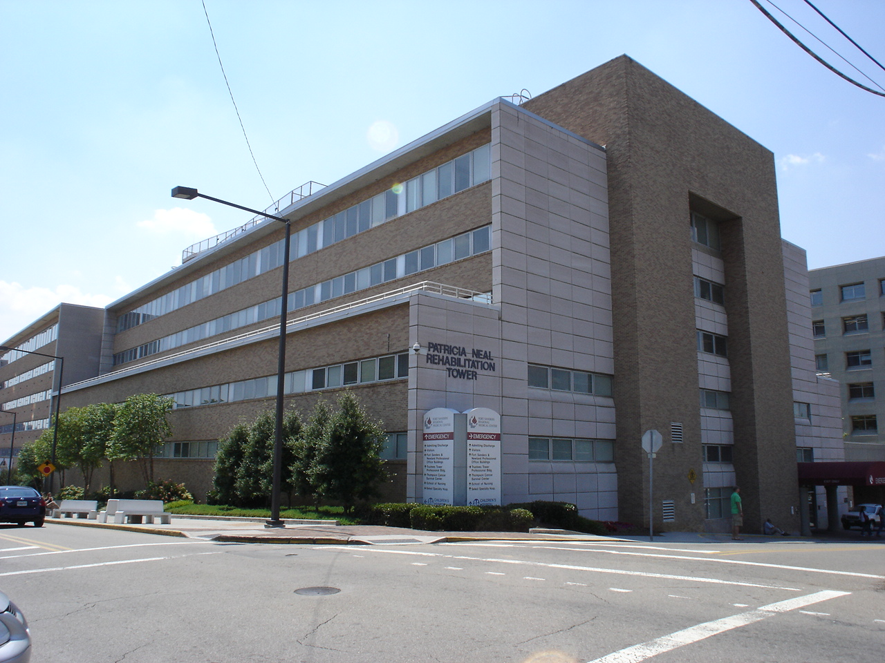 Patricia Neal Wing Fort Sanders Medical Center