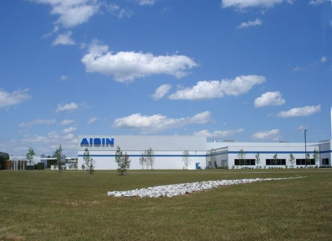 AISIN Automotive Plant