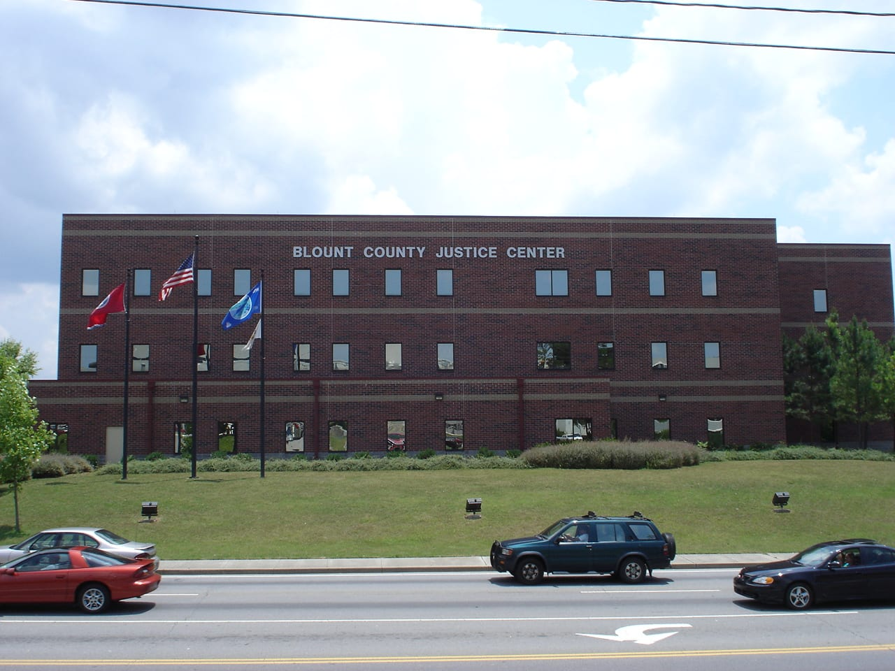 Blount County Justice Center