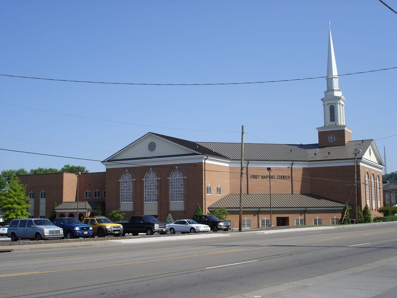 First Baptist Church
