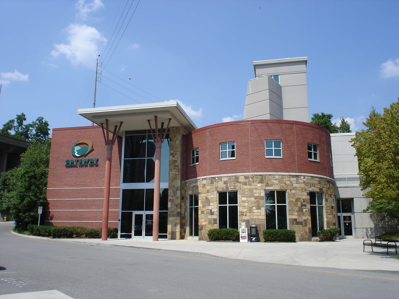 Gateway Visitor Center