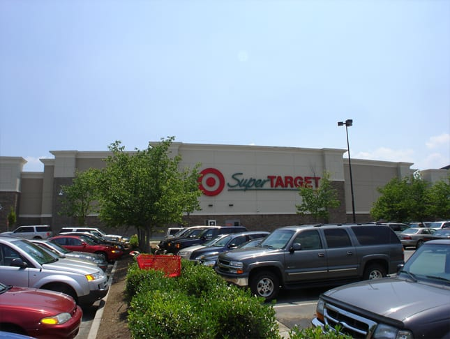 Super Target - Turkey Creek - Knoxville, TN