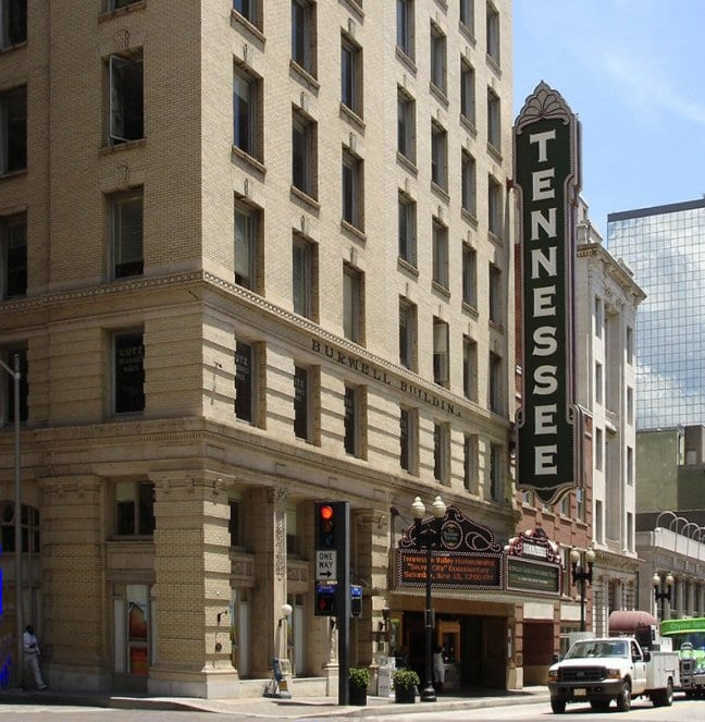 Tennessee Theatre Renovation