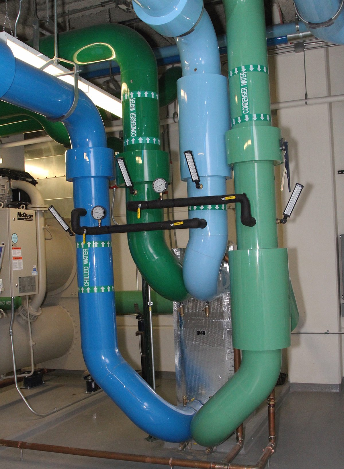 Commercial Mechanical Insulation Installation Services