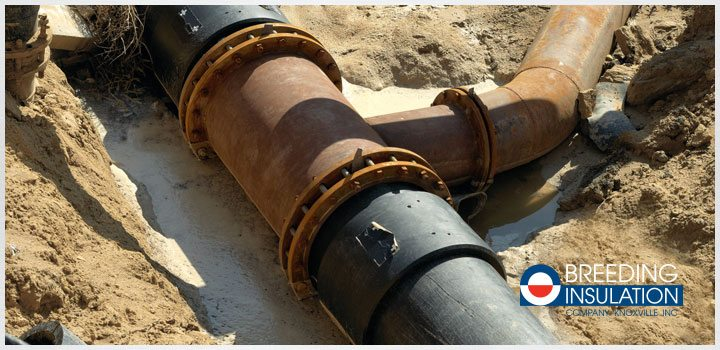 Why Use Underground Insulation for Buried Pipes