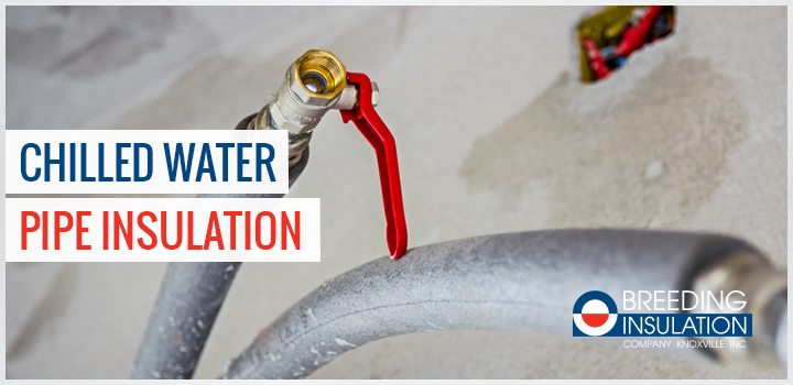 Beat the Summer Heat with Chilled Water Pipe Insulation