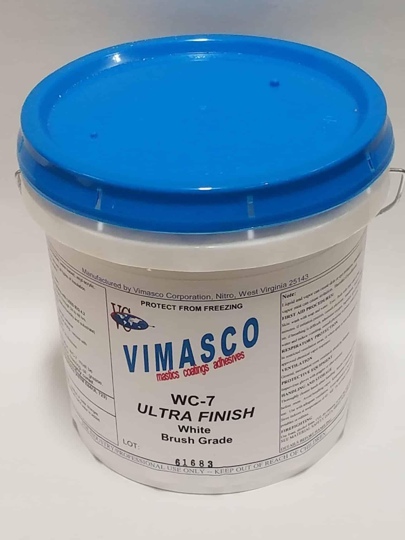 Product Image: Vimasco WC-7 Ultra Finish White Brush Grade